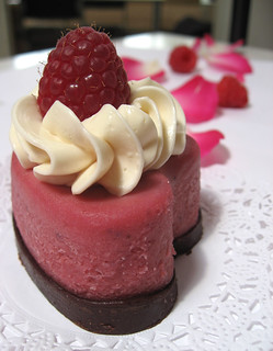 raspberry cheesy-cake