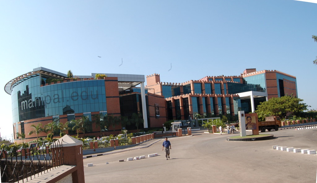 Manipal University Bldg