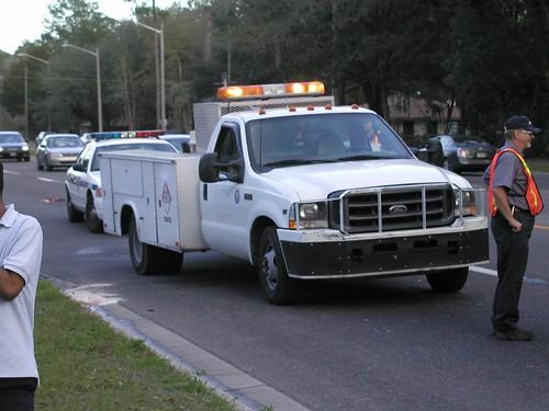 Suburbon crashes into RTS Bus [15]