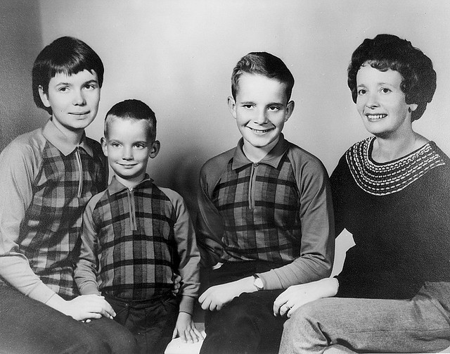 Family Portrait - Montreal 1963
