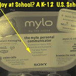 Enjoy the Mylo at a K-12 U.S. School?