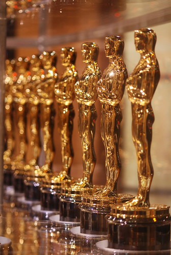 Oscar statuettes by NYC♥NYC