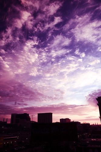 city sky urban silhouette clouds sunrise dawn kentucky louisville