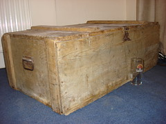 wood, chest, baggage, trunk,