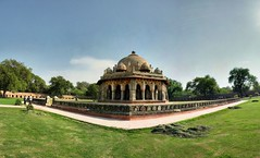 Delhi - Tombe d'Ali Isa Khan Niazi - 23-02-2007 - 15h13