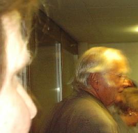 Martin Walser und Schreibman in Hausach