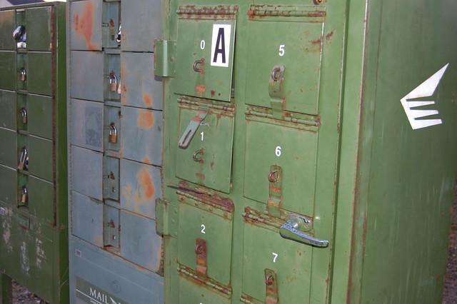 Temporary mailbox | Mrs  D | Flickr