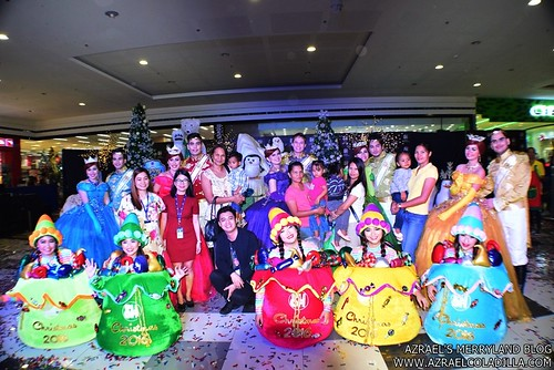 Grand Magical Christmas Parade in SM City Trece Martires (46)