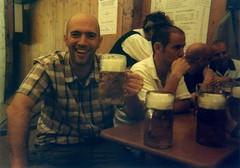 Matt's Stag Party (Oktoberfest, Munich, September 2006)