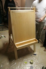 Easel, and Gut.