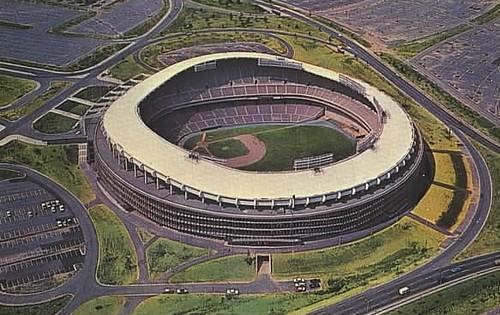 RFK Stadium, postcard