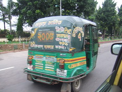 rickshaw, vehicle, mode of transport, light commercial vehicle, land vehicle,