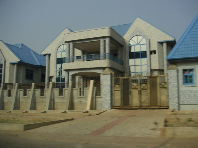 Modern house gates in nigeria joy studio design gallery for Beautiful house designs in nigeria