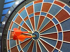 wheel(0.0), recreation(0.0), dartboard(1.0), symmetry(1.0), indoor games and sports(1.0), sports(1.0), games(1.0), darts(1.0), circle(1.0),