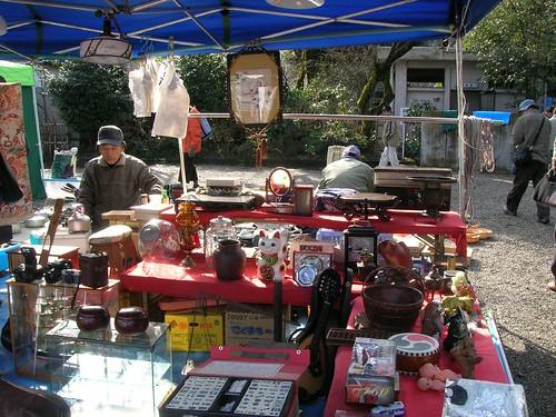 Toyama Flea Market