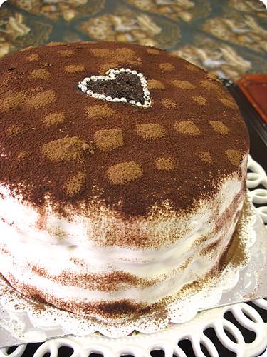 Tiramisu Layer Cake | Flickr - Photo Sharing!