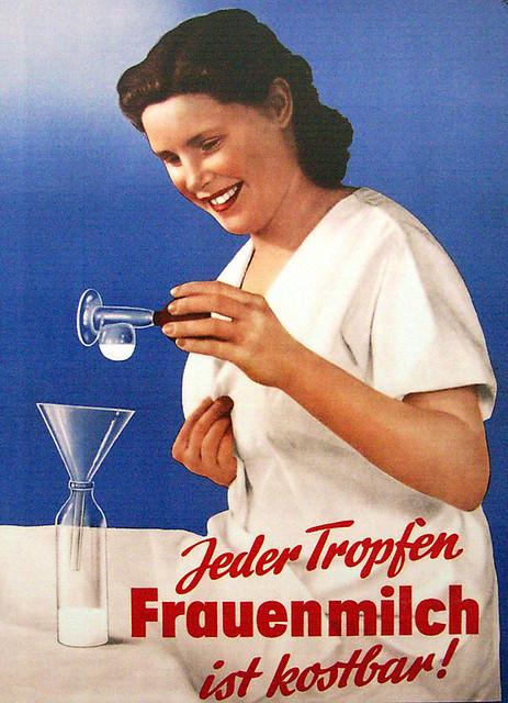 Women Sharing Milk