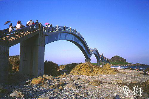 U088成功三仙台八拱跨海步橋