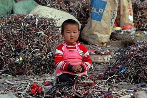 中國環境污染問題嚴重,服貿開放中國環境服務業來台,能解決台灣環境問題嗎?圖片來源:圖片來源:CC授權,art_es_anna保留部分權利