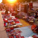 Night Market - Luang Prabang, Laos