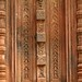 Door Engravings at Banteay Srei - Angkor, Cambodia