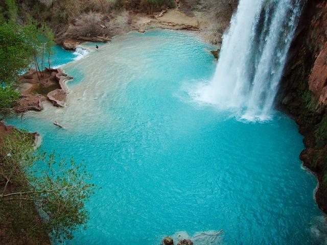Andiamo viajes las 10 cascadas m s espectaculares del mundo for Motor para cascada de agua