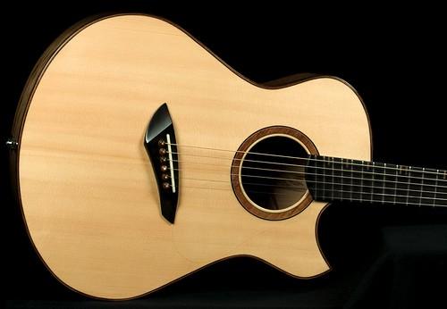 bridge shapes the acoustic guitar forum. Black Bedroom Furniture Sets. Home Design Ideas