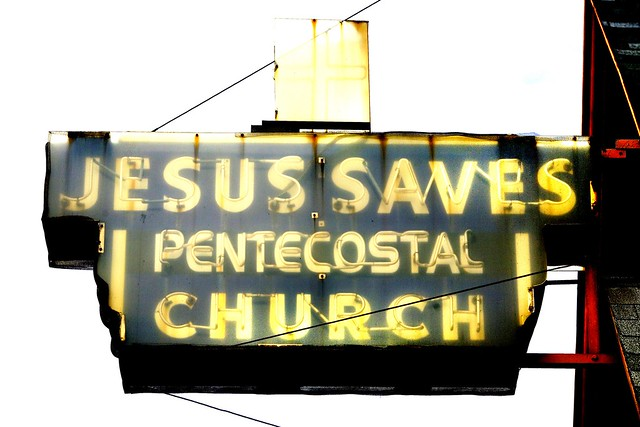 Jesus Saves Pentecostal Church