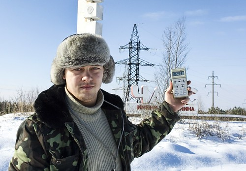My Chernobyl Adventure part 2:  my guide, Yuri