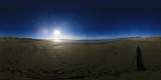 Dillon Beach Equirectangular