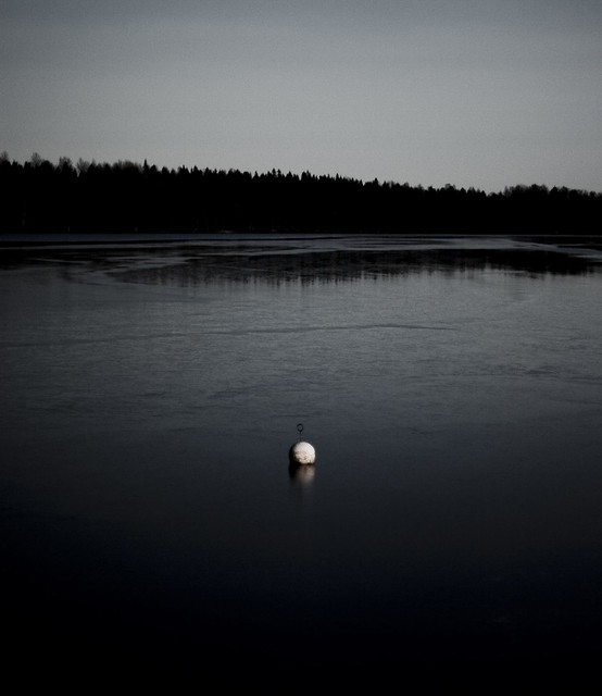Lonely buoy version 2