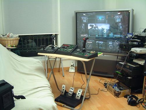 My Home Tekki System.