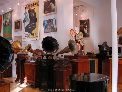 Antique Edison Phonographs For Sale Cylinder Gem Home