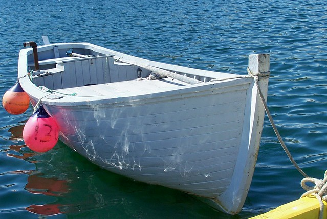 Classic Newfoundland Trap Boat | Flickr - Photo Sharing!