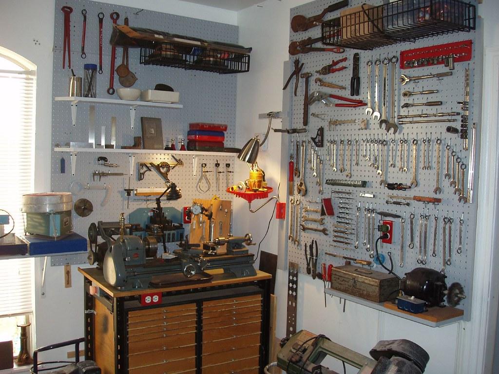 Инструмент для гаража своими руками фото 28