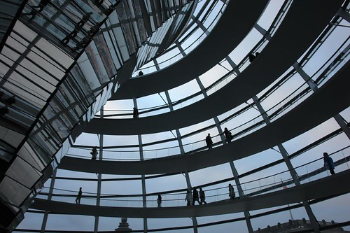 Berlin - Inside the Reichstag