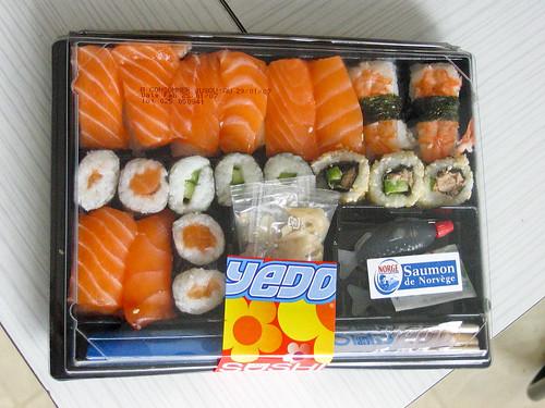 French Sushi Bento