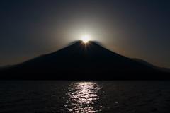 Diamond Fuji.