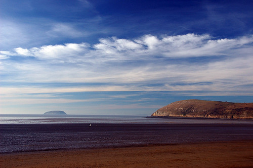 Brean + Steep Holm