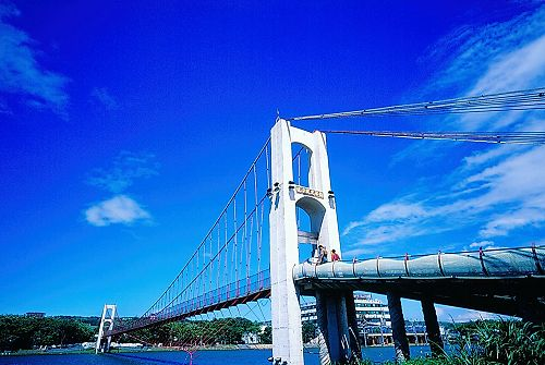K388龍潭觀光吊橋