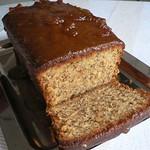 Mohnkuchen mit Bitterorangen-Marmelade