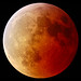 lunar eclipse by Grzesiek: