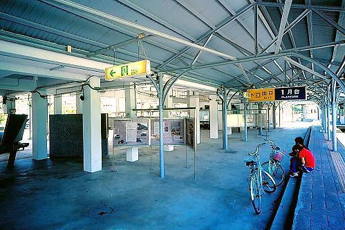 U187台東鐵道藝術村