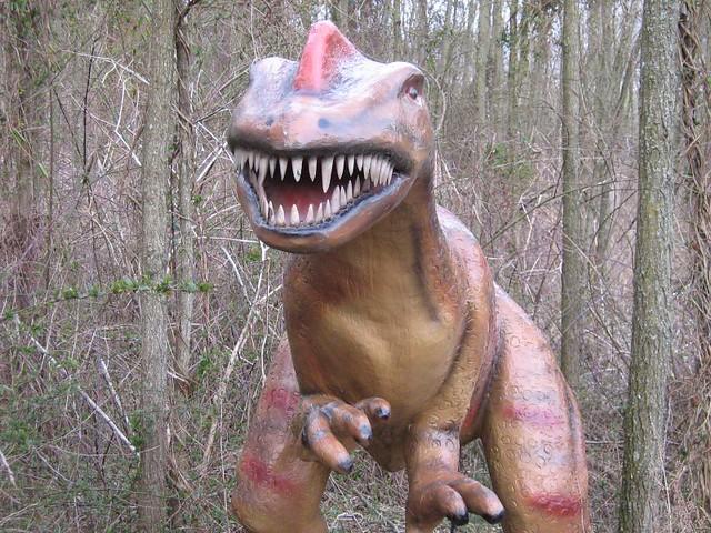 Dinosaur World Ky 78 Explore Red Clover 39 S Photos On
