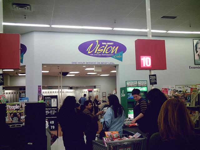 Walmart Vision Center North Myrtle Beach Sc