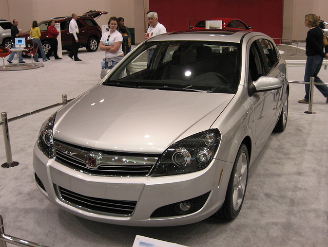 2008 Saturn Astra 4-Door