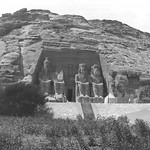 Abu Simbel, Egypt - Great Temple of Rameses II