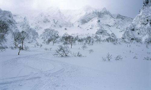 mountain snow ski japan geotagged nikon hokkaido telemark geo:lat=434553242 geo:lon=1430379356