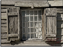 Windows of St. Augustine