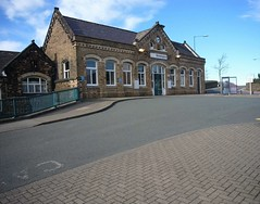 Workington Railway Station